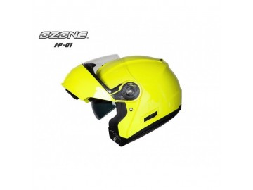 KASK OZONE FLIP UP FP-01 FLUO YELLOW XL
