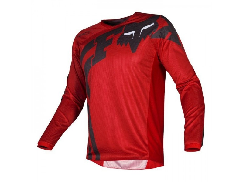 BLUZA FOX JUNIOR 180 COTA RED L