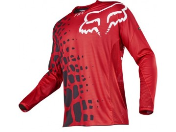BLUZA FOX 360 GRAV RED XL