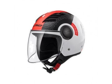 KASK LS2 OF562 AIRFLOW L CONDOR W/B/R S