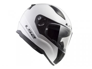 KASK LS2 FF353J RAPID MINI SOLID WHITE M