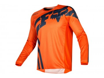 BLUZA FOX 180 COTA ORANGE L