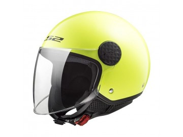 KASK LS2 OF558 SPHERE H-V YELLOW S