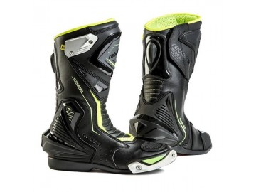 BUTY REBELHORN PISTON II CE BLACK/FLO YELLOW 44