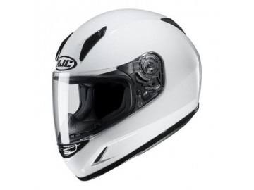 KASK HJC JUNIOR CL-Y SOLID WHITE S