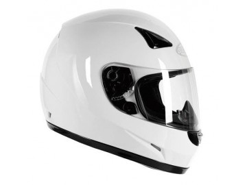 KASK OZOZNE A951 SOLID WHITE