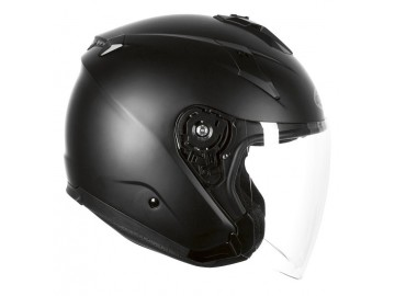 KASK OZONE CT-01 OPEN FACE BLACK M