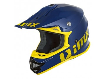 KASK IMX FMX-01 PLAY BLUE/YELLOW L