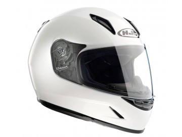 KASK HJC JUNIOR CL-Y SOLID WHITE M