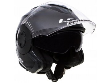 KASK LS2 OF570 VERSO SOLID BLACK L