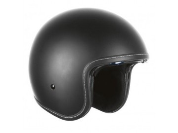 KASK OZONE OP-01 OPEN FACE BLACK MATT M