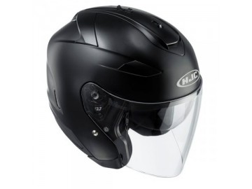 KASK HJC IS-33 II SEMI FLAT BLACK L