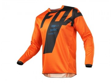 BLUZA FOX JUNIOR 180 MASTER ORANGE XL