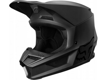 KASK FOX V-1 MATTE BLACK L