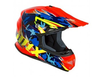 KASK IMX FMX-01 CAMO FLO ORANGE L