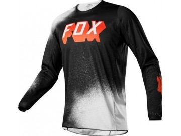 BLUZA FOX 180 BNKZ SE BLACK L