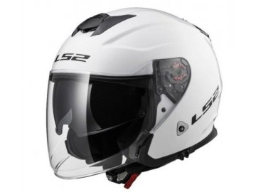 KASK LS2 OF521 INFINITY SOLID WHITE 3XL