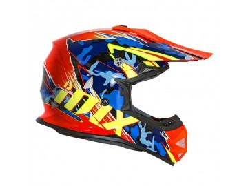 KASK IMX FMX-01 CAMO FLO ORANGE M