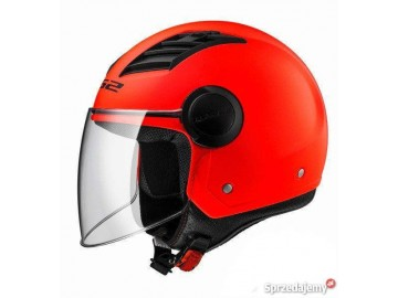 KASK LS2 OF562 AIRFLOW MAT ORANGE