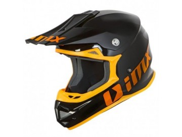 KASK IMX FMX-01 PLAY BLACK/ORANGE L