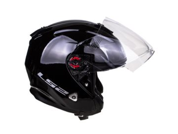KASK LS2 OF521 INFINITY SOLID BLACK L