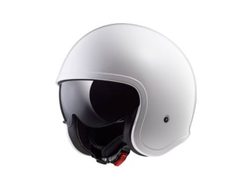KASK LS2 OF599 SPITFIRE SOLID WHITE L