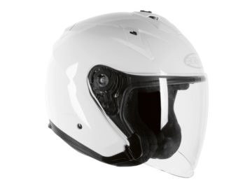 KASK OZONE CT-01 OPEN FACE WHITE XL